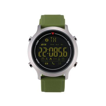 Zeblaze VIBE Hiking 5ATM Waterproof 365 Days Stand-by Tme Sport Smart Watch for Android&iOS Sale - Banggood.com