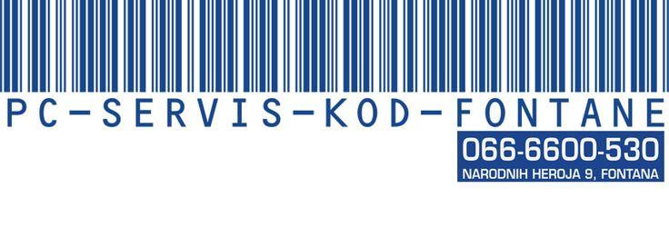 KOD, SA KOJIM STE BLIŽI REŠENJU! http://pc-servis-kompjutera-kod-fontane.blogspot.com