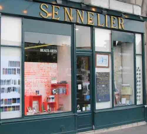 Sennelier-Paris - Totally drool worthy!