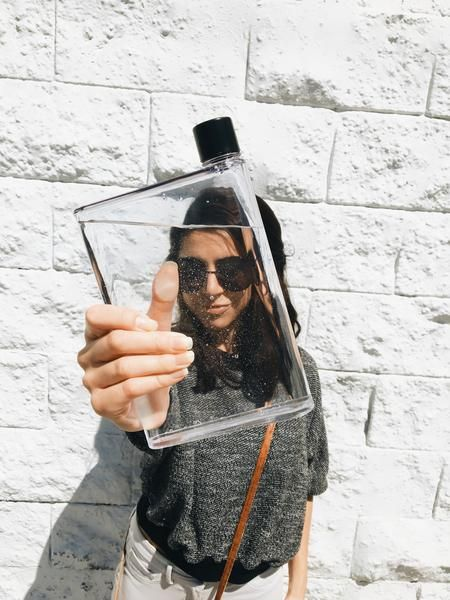 $1 from every Flat Bottle sold is donated to Water.org, to help provide access to safe water for people in developing countries.