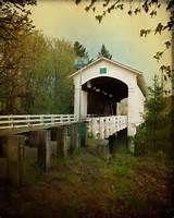 covered bridge - Oregon, not many left | Bridges Over Land & Water ...