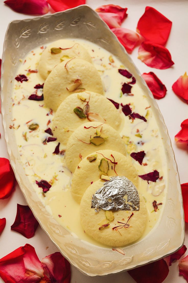 Best rasmalai recipe with step by step pictures