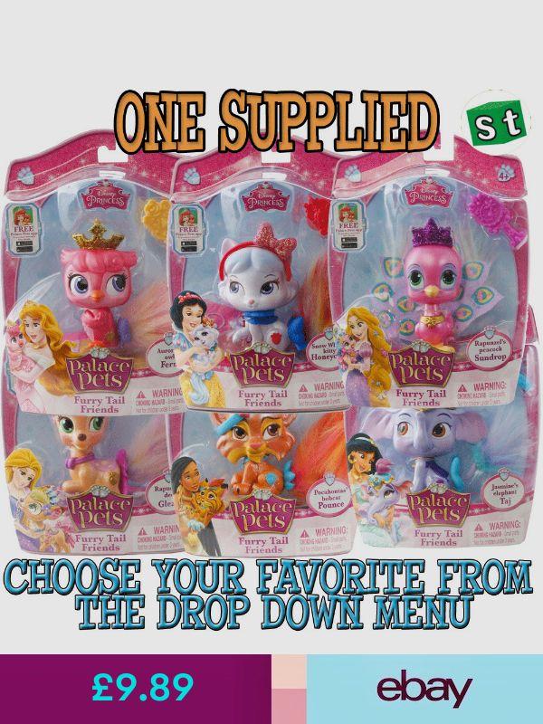 Disney Princess Palace Pets Other Toys Games
