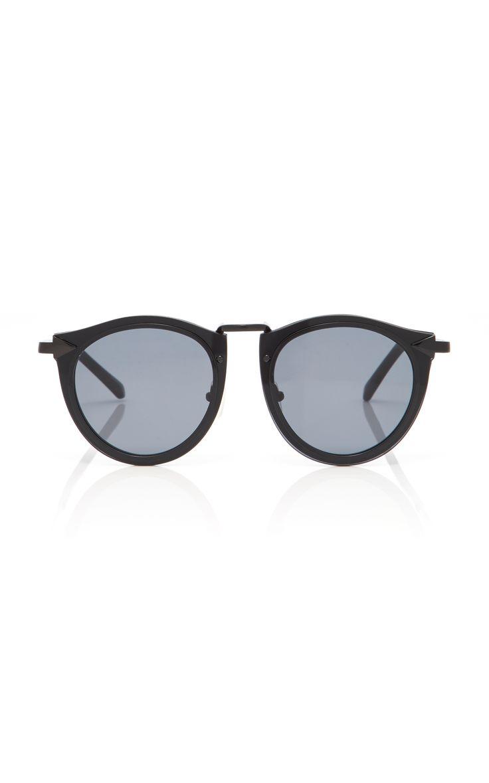 The Constable Round Acetate SunglassesKaren Walker XPeUbWVs