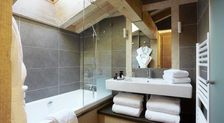 Booking.com: Appart'hôtel Les Loges Blanches - Megève, France