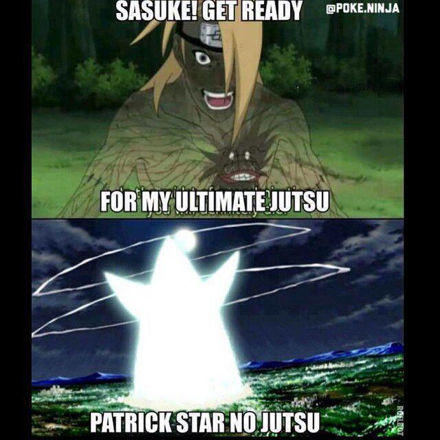 Naruhina Memes Completed Funny Naruto Memes Funny Memes Spongebob Funny