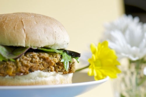 Lentil burgers, Lentils and Burgers on Pinterest