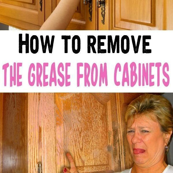 Remove Grease From Kitchen Cabinets All, Remove Grease From Cabinets