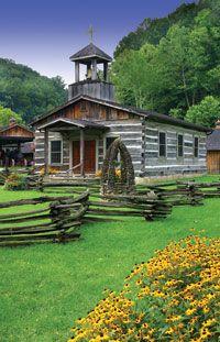 A true treasure trove!  Heritage Farms and Museum, Huntington, West Virginia