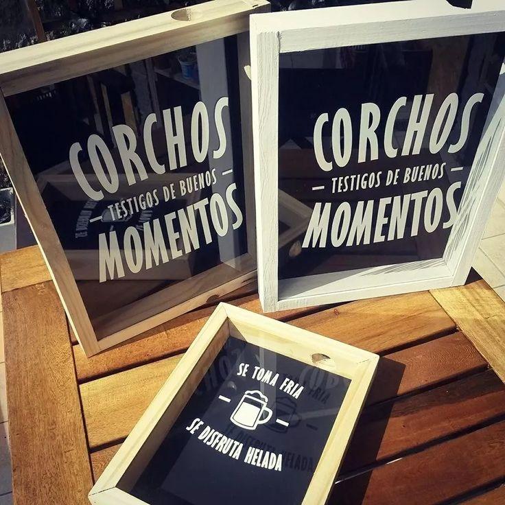 Cuadro Para Corchos + Vinos + Champagne. Decoración - $ 499,00
