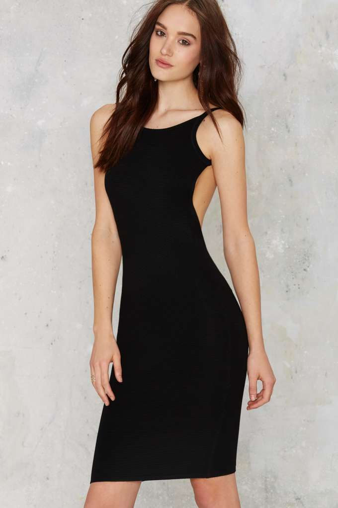 Let Me Be Tank Bodycon Dress - Clothes | Going Out | Body-Con