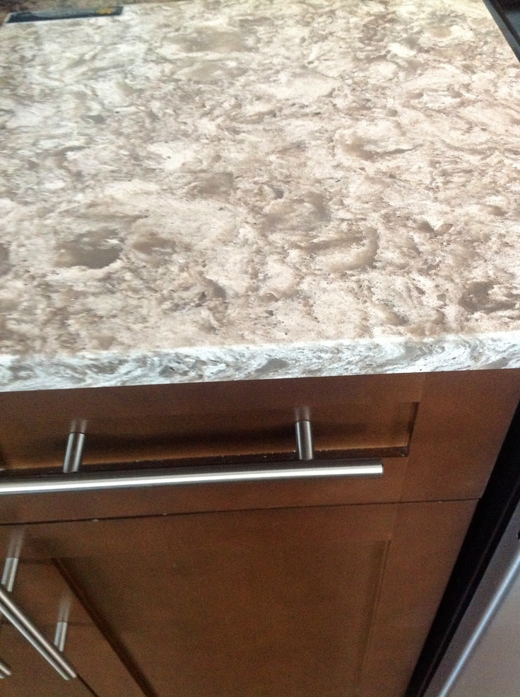 New Quay Quartz Countertop By Floform Counters For The