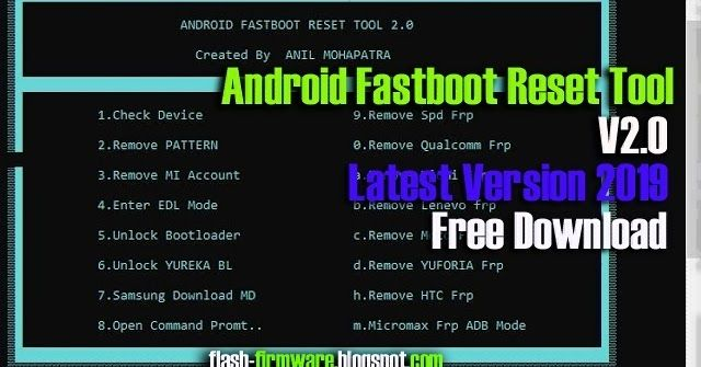 DownloadAndroid Fastboot Reset Tool Feature: Check Devices