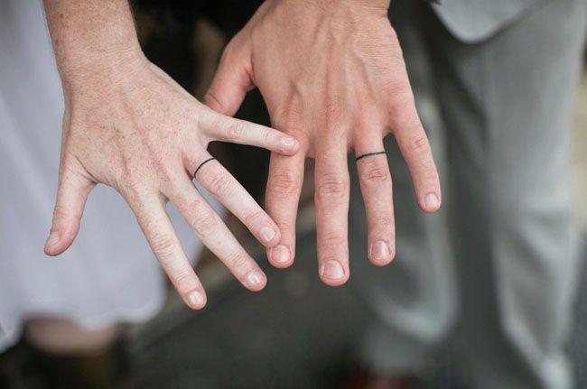 Painter's Palette Wedding at Terrain: Megan + Michael
