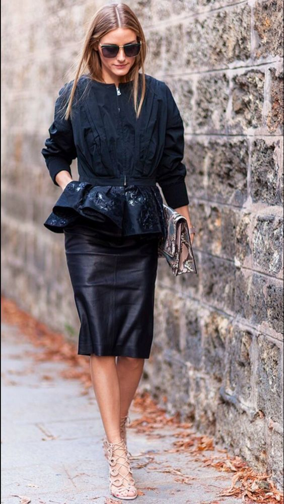 40+ Fall Street Style Outfits to Inspire  1b0c496ffc4