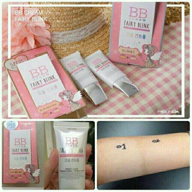 ขาย Mei Linda Fairy Blink BB Cream SPF 25 30 ml. ในราคา ฿150 ซื้อได้ที่ Shopee ตอนนี้เลย!http://shopee.co.th/beautyrunway/2732308  #ShopeeTH