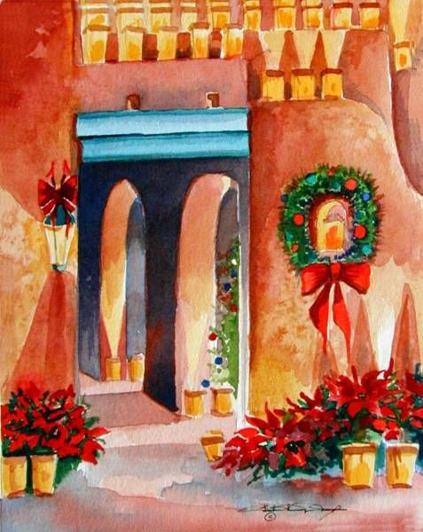 265 Best Adobes At ChristmasSnow Images On Pinterest