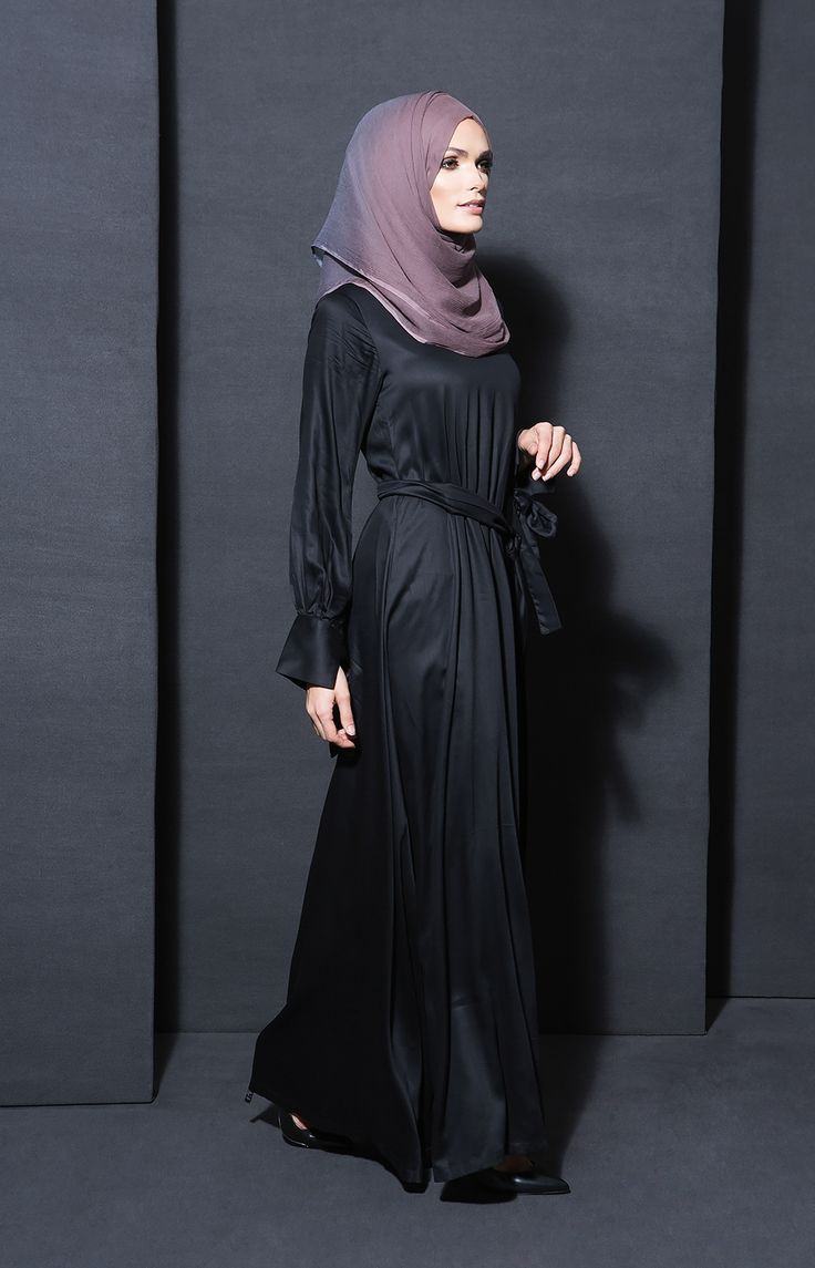 Cuff Tie Abaya