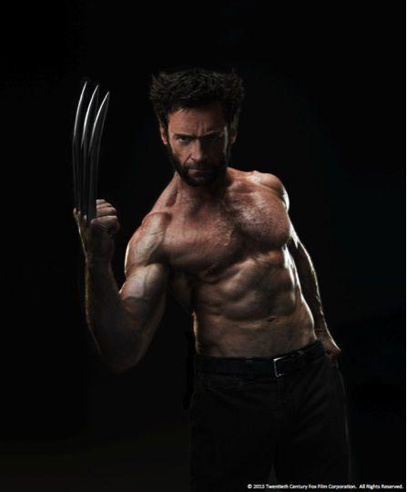 Hugh Jackman #TheWolverine #Wolverine #HughJackman #claws #Xmen