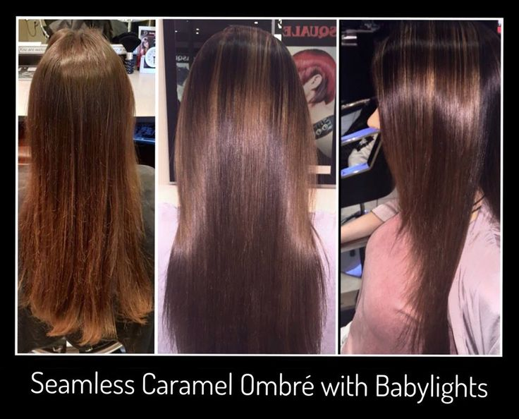 In-Salon Work - Before and After - Seamless Caramel Ombre with Babylights by Talented Pasquale Stylist Kayla Giannoccaro. For an Appointment with this talented Hairstylist and Colourist phone 011 391 3105/6. www.pasquale.co.za