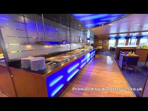 Stena Line Stena Danica ferry review and ship guide