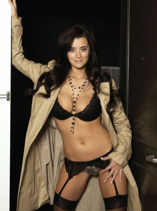 300 best images about Cote De Pablo on Pinterest | Ziva ...
