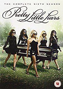 Pretty Little Liars - Season 6 [DVD]: Amazon.co.uk: Troian Bellisario, Ashley Benson, Tyler Blackburn, Lucy Hale, Shay Mitchell, Sasha Pieterse, I. Marlene King: DVD & Blu-ray