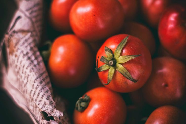 Tomato season is almost over... how do you prefer them, raw in a salad or cooked in a sauce?