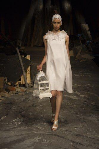 Robes de mariée David Fielden 2012