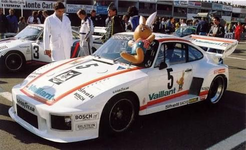 Porsche 935 Kremer #006 00019-K1
