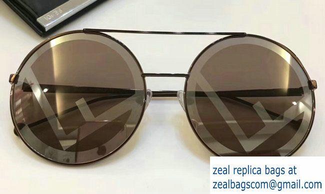 c16ba0999783 Fendi Run Away AW17 Sunglasses 02 2017 | Luxury Sunglasses ...