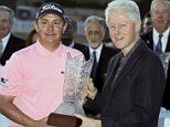 Jason Dufner wins first title in three years after outrageous escape off the rocks at the CareerBuilder Challenge