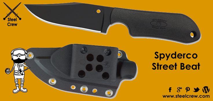 El fabricante americano Spyderco incluye en sus novedades el práctico cuchillo táctico Spyderco Street Beat. Combina el conocido diseño Street Beat del maestrocuchillero Fred Perrin con un mango y...