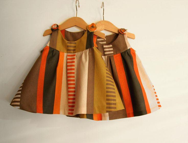 Valentine Day: colorful dress awesome elegant by PABUITA on Etsy