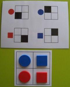 représentation de l'espace géométrie