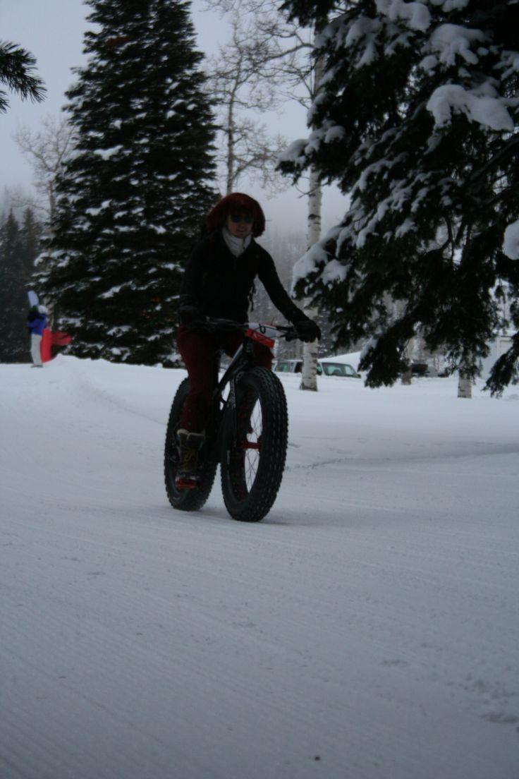 December 14, 2013 Grand Targhee Fat Bike Race