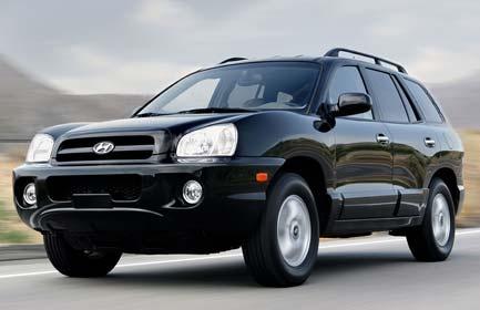 My 1st Hyundai Santa Fe 2006