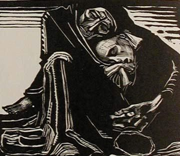 """Anya on Twitter: """"Unsung heroine, Kathe Kollwitz, her pieta truly moving. Visit museum for more sketches http://t.co/XsGkB9GAWZ http://t.co/fDOdUulArR"""""""