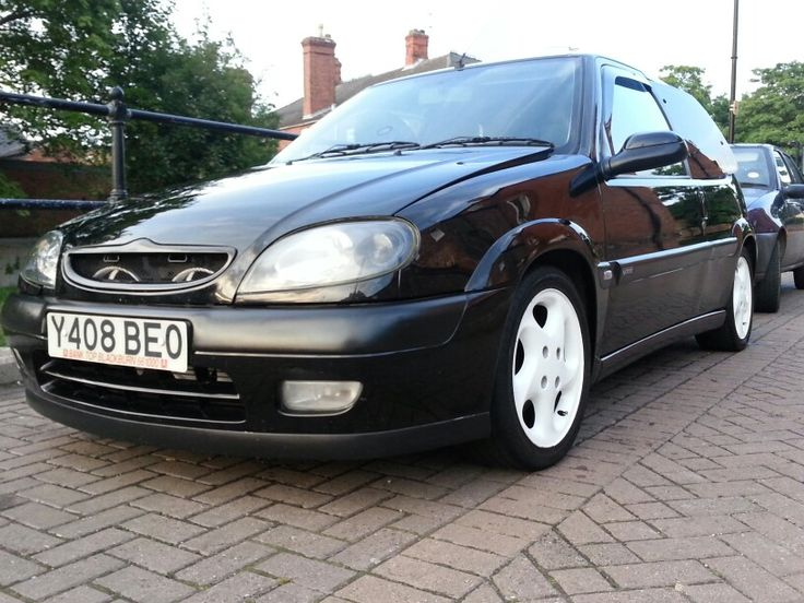 Citroen saxo vtr French modified cars