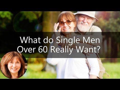 What do Single Men Over 60 Really Want? Lisa Copeland's Senior Dating Advice Will Surprise You! (Video)