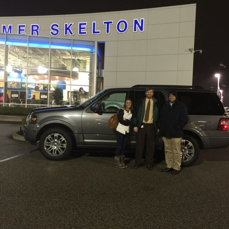 Mandi & Matt Osborne reviews the 2011 Ford Expedition they purchased from Homer Skelton Ford in Olive Branch MS