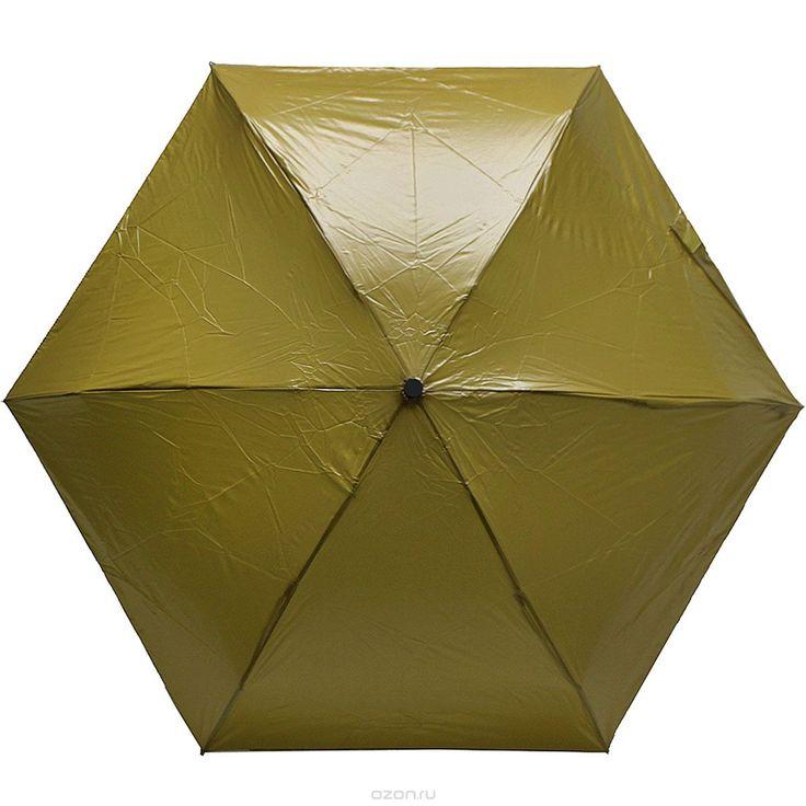 Зонт женский Vogue, цвет: хаки. 454V-2454V-2Стильный механический зонт испанского производителя Vogue оснащен каркасом с противоветровым эффектом. Каркас зонта включает 6 спиц. Стержень изготовлен из стали, купол выполнен из прочного полиэстера. Зонт является механическим: купол открывается и закрывается вручную до характерного щелчка. Такой зонт не только надежно защитит вас от дождя, но и станет стильным аксессуаром, который идеально подчеркнет ваш неповторимый образ. Рекомендации по…
