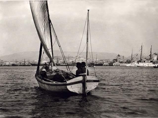 Fred Boissonas.Πειραιάς το 1907.