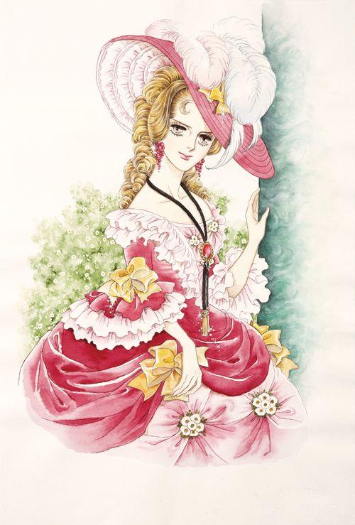by Ms.Ikeda Riyoko