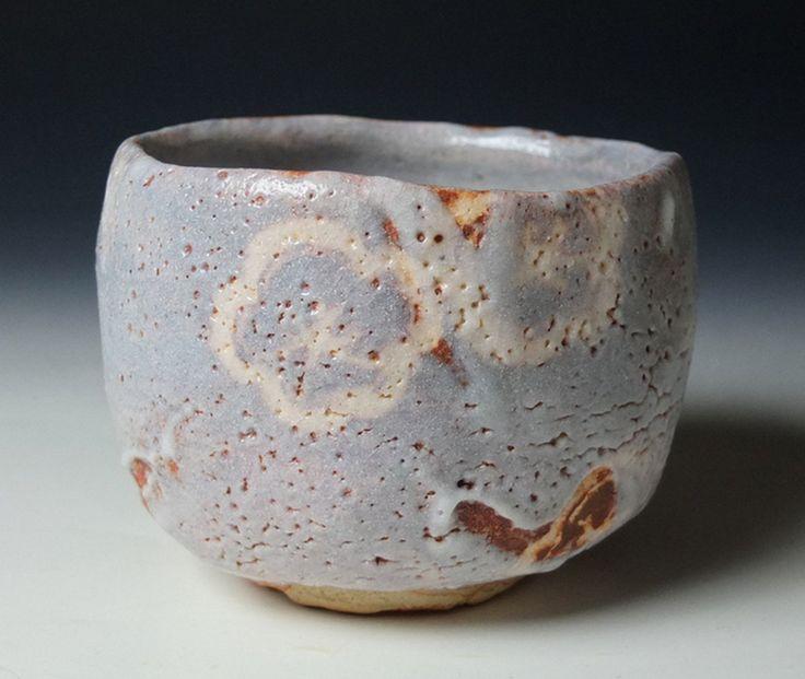 Toyozo Arakawa (1894- 1985) - shino chawan