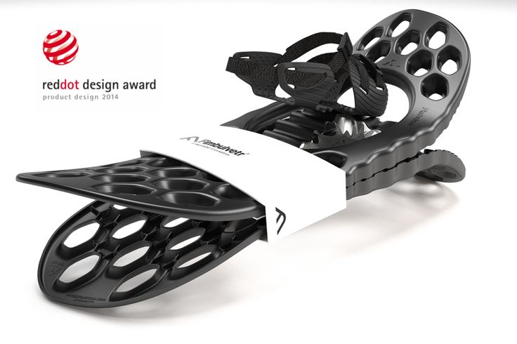 Product render i did in Maxwell for Fimbulvetr snowshoes.