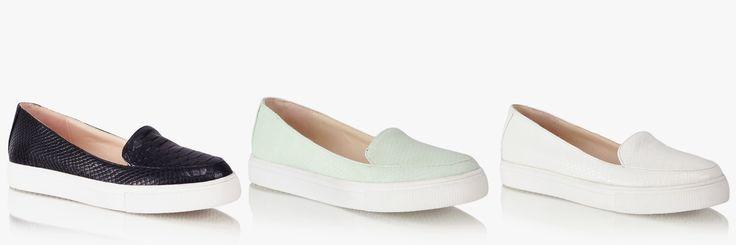 #trampki #slipon #sneakers http://bit.ly/TrampeczkiSlipOn