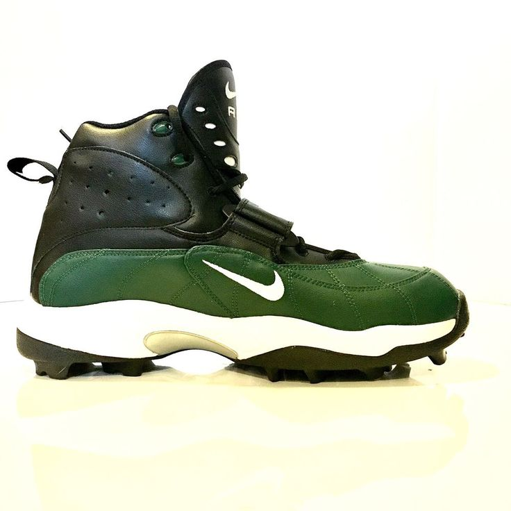 Nike Air Zoom Mens Pro Shark 3/4 Cleat for Football Linemen  534768-518 Size 14 #Nike #Cleats