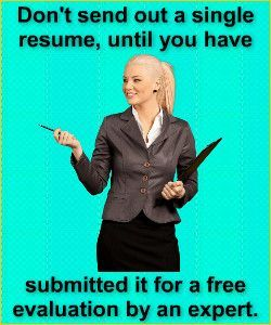 Click this pin for a free 14-point review of your resume.