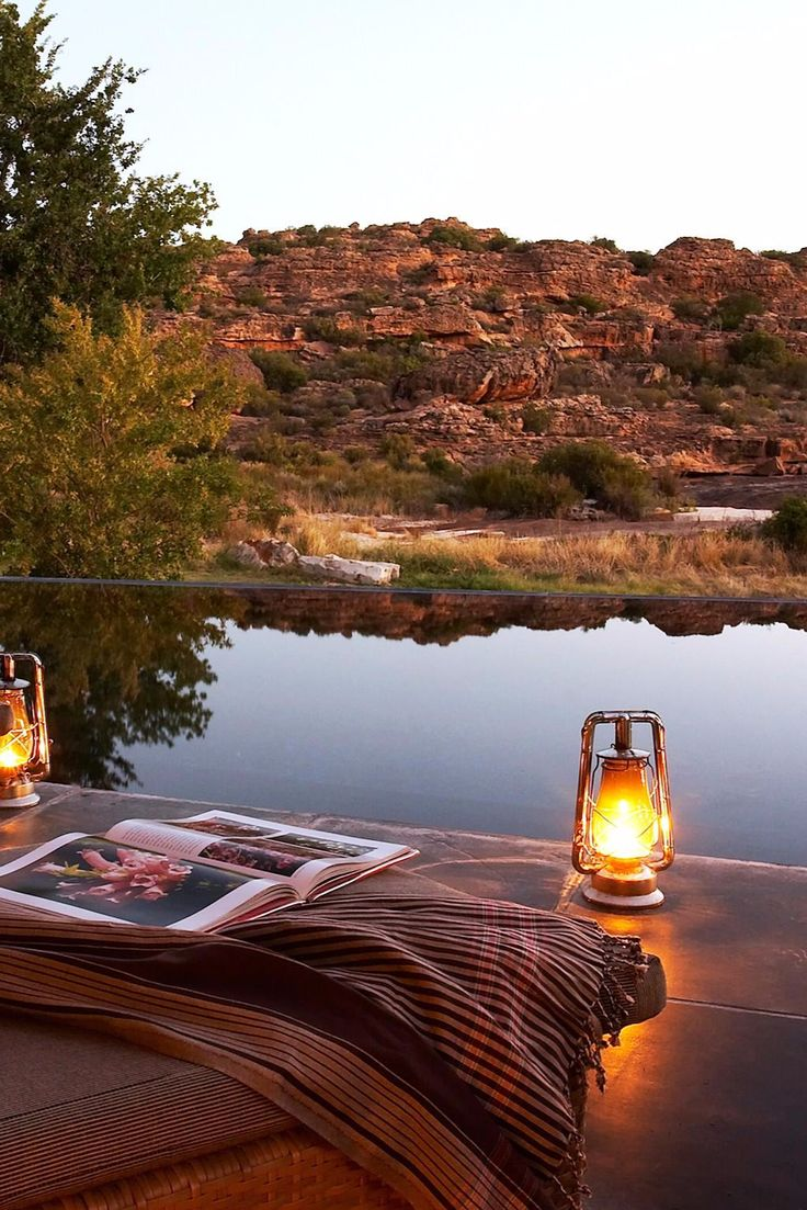 Lazy Saturday in style. Bushmans Kloof Wilderness Reserve (Clanwilliam, South Africa) - Jetsetter